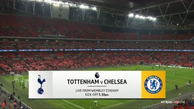 Full match: Tottenham Hotspur vs Chelsea