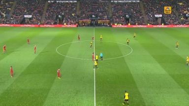 Full match: Watford vs Liverpool