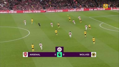 Full match: Arsenal vs Wolverhampton Wanderers