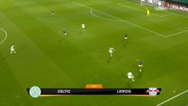 Full match: Celtic vs RB Leipzig
