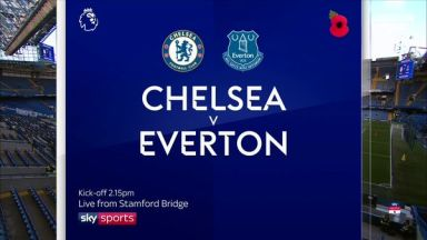 Full match: Chelsea vs Everton