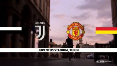 Full match: Juventus vs Manchester United