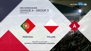 Full match: Portugal vs Poland