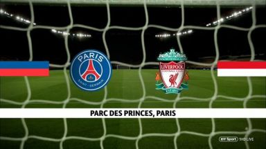Full match: PSG vs Liverpool