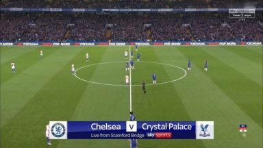Full match: Chelsea vs Crystal Palace