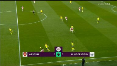 Full match: Arsenal vs Huddersfield Town
