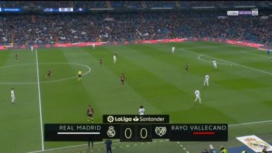 Full match: Real Madrid vs Rayo Vallecano