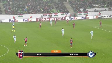 Full match: Vidi vs Chelsea