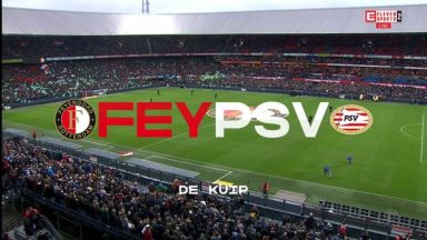 Full Match: Feyenoord vs PSV