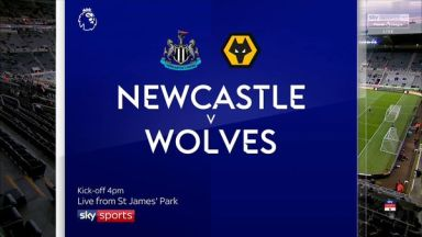 Full match: Newcastle United vs Wolverhampton Wanderers
