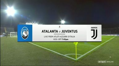 Full match: Atalanta vs Juventus