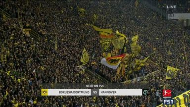 Full match: Borussia Dortmund vs Hannover 96