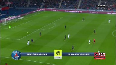 Full match: PSG vs Guingamp