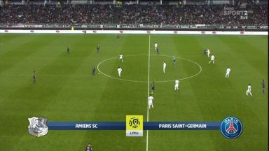 Full match: Amiens SC vs PSG