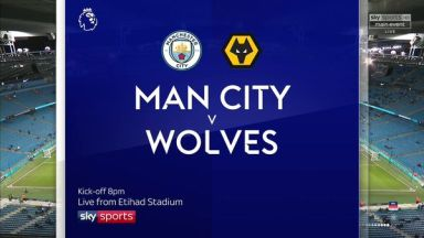 Full match: Manchester City vs Wolverhampton Wanderers