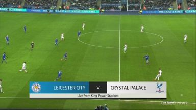 Full match: Leicester City vs Crystal Palace