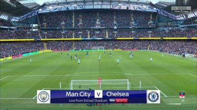 Full match: Manchester City vs Chelsea