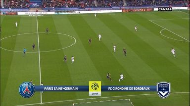 Full match: PSG vs Bordeaux