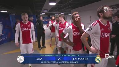 Full match: Ajax vs Real Madrid