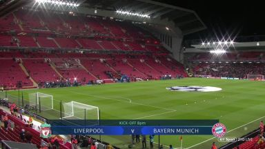 Full match: Liverpool vs Bayern Munich