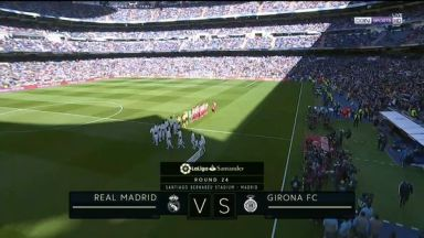 Full match: Real Madrid vs Girona