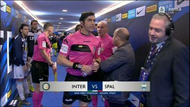 Full match: Inter Milan vs SPAL