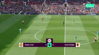 Full match: Manchester United vs Watford