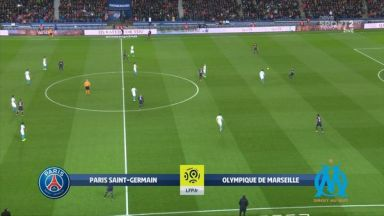 Full match: PSG vs Olympique Marseille