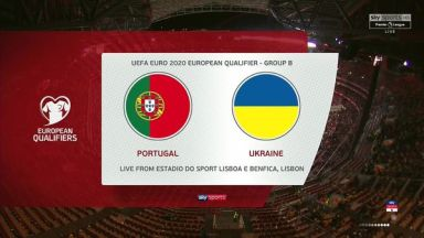 Full match: Portugal vs Ukraine