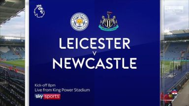 Full match: Leicester City vs Newcastle United