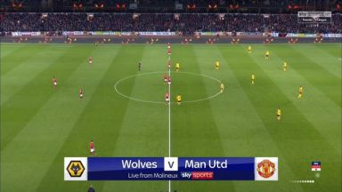 Full match: Wolverhampton Wanderers vs Manchester United