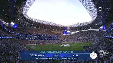 Full match: Tottenham Hotspur vs Ajax