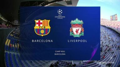 Full match: Barcelona vs Liverpool