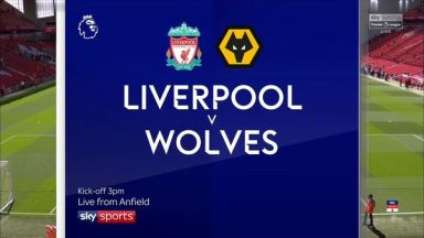 Full match: Liverpool vs Wolverhampton Wanderers