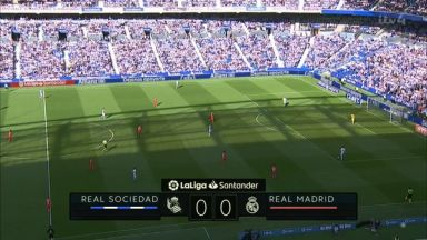 Full match: Real Sociedad vs Real Madrid