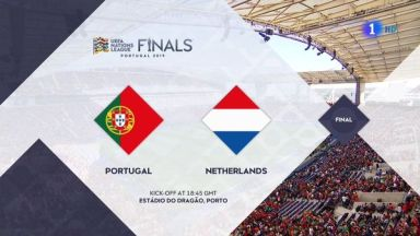 Full match: Portugal vs Netherlands