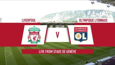 Full match: Liverpool vs Olympique Lyonnais