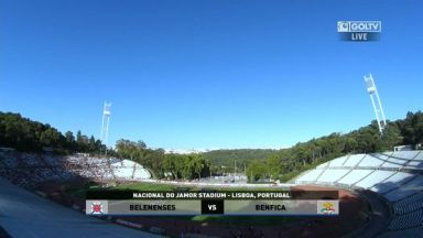 Full match: Belenenses vs Benfica
