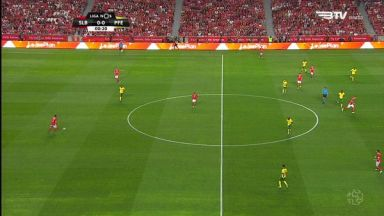 Full match: Benfica vs Pacos de Ferreira
