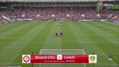Full match: Bristol City vs Leeds United