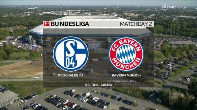 Full match: Schalke 04 vs Bayern Munich