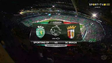 Full match: Sporting Lisbon vs Sporting Braga
