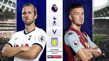 Full match: Tottenham Hotspur vs Aston Villa