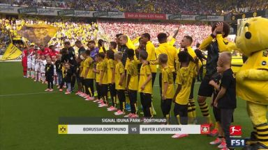 Full match: Borussia Dortmund vs Bayer Leverkusen
