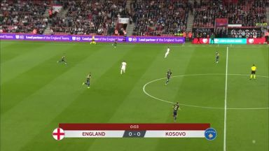 Full match: England vs Kosovo