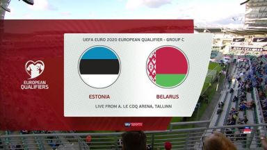 Full match: Estonia vs Belarus
