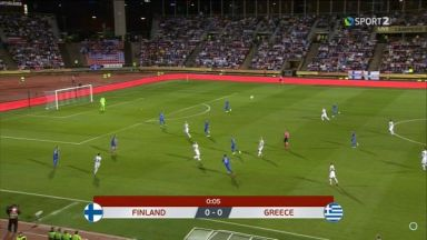 Full match: Finland vs Greece