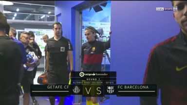 Full match: Getafe vs Barcelona