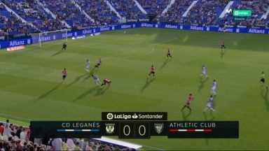 Full match: Leganes vs Athletic Bilbao