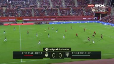 Full match: Mallorca vs Athletic Bilbao